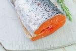 Vita dura per il salmone: colpa del riscaldamento globale