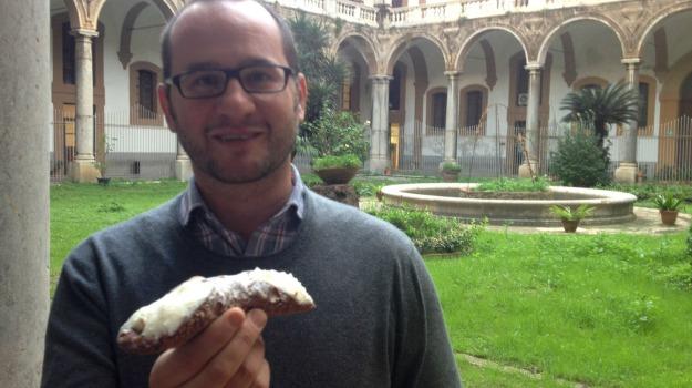 cannolo, cibo, dolci, Sicilia, Società