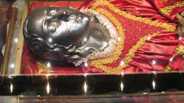 patrona, santa lucia, spoglie, Siracusa, Cronaca