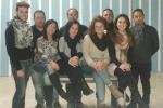 Giuseppe Vinci, Enzo Amato, Simone Giacalone, Nicola Di Girolamo, Nicola Anastasi, Luisa Lombardo, Donatella Montalbano, Flavia Vinci e Mirella Maggio