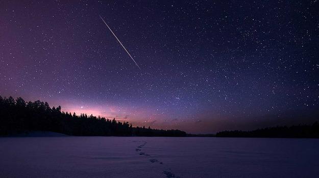cometa, natale, stelle cadenti, Sicilia, Vita