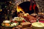 Cenone e pranzo di Natale, sale la spesa degli italiani a tavola