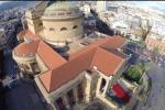 Il teatro Massimo e non solo: un drone svela dall'alto le bellezze di Palermo - Video