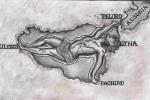 E' la furia del gigante Tifeo a risvegliare l'Etna