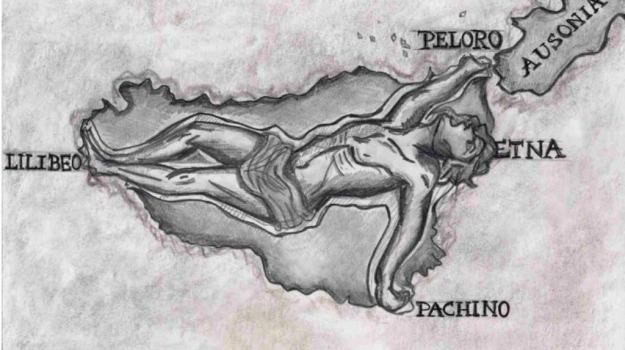 eruzioni, etna, leggenda, mito, tifeo, Catania, Cultura