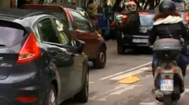 Incidenti, lavori, TRAFFICO, Palermo, Cronaca