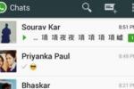 """WhatsApp, un messaggio di duemila caratteri può """"rompere"""" l'applicazione: ecco come - Video"""