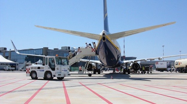 accordo co-marketing, aeroporto trapani birgi, RYANAIR TRAPANI, Trapani, Economia