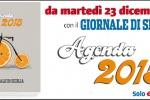Torna in edicola l'agenda del Giornale di Sicilia