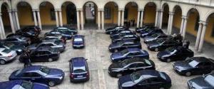 Auto blu, il tetto non vale nei Comuni: Roma è al top, seguono Messina e Palermo