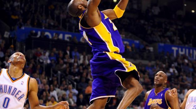 basket, classifica, migliori marcatori, Nba, Kobe Bryant, Michale Jordan, Sicilia, Sport
