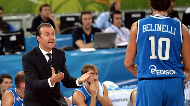 basket, euro 2015, girone, Andrea Bargnani, Dirk Nowitzki, Gallinari, Gianni Petrucci, Marco Belinelli, Simone Pianigiani, Sicilia, Sport