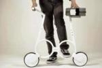 """Arriva """"Impossible"""", la bici elettrica che si chiude in uno zaino. Il video"""