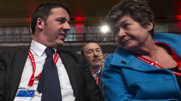 Matteo Renzi, Susanna Camusso, Sicilia, Politica