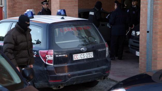arresti, Blitz, camorra, carabinieri, catania, droga, mafia, Catania, Cronaca