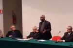 """Il presidente del Pontificio Consiglio """"Giustizia e pace"""" in visita a Trapani"""