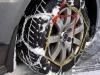 Trapani, scatta l'obbligo di tenere le catene da neve in auto