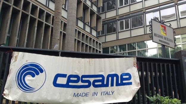 cesame, impresa, storia, Catania, Economia