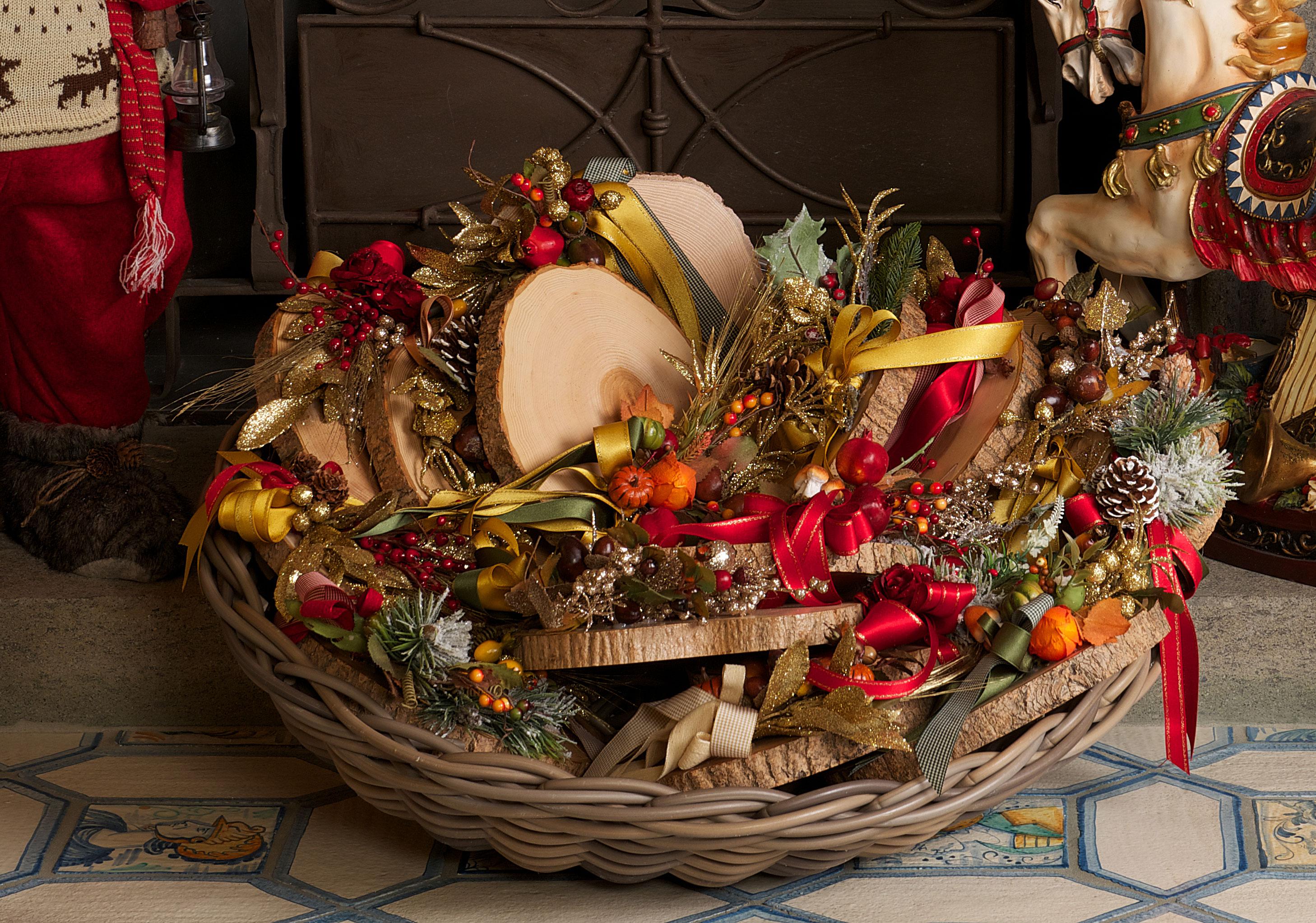 Dallo Spumante Ai Salumi Per Natale Cesti Enogastronomici