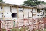 Paternò, altri crolli al cimitero monumentale
