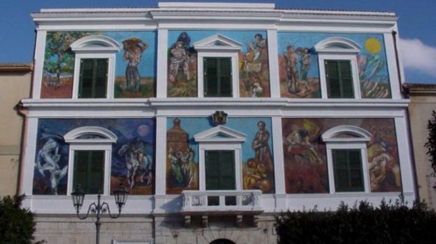 villa gandhi campobello, Agrigento, Economia
