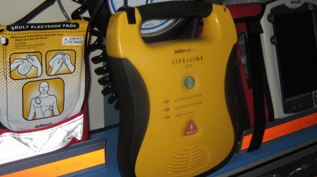 campetti sciacca defibrillatore, Agrigento, Cronaca