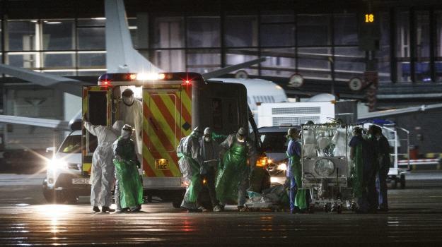 ebola, epidemia, virus, Sicilia, Mondo