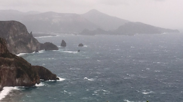 maltempo eolie, Messina, Cronaca