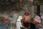 Botteghe e abiti d'epoca, la magia del Natale nel presepe vivente di Prizzi