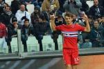 Gabbiadini e Nainggolan show, Juve frena La Roma vince contro il Genoa e va a -1