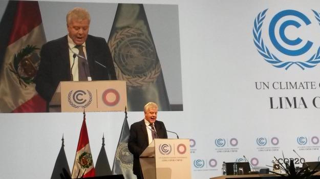 cambiamento climatico, conferenza onu, vertice, Sicilia, Mondo