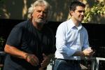 """M5s, Pizzarotti: """"Un passo indietro di Grillo? L'indicazione è questa"""""""