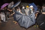 A Hong Kong nuovi scontri tra dimostranti e polizia, 40 arresti