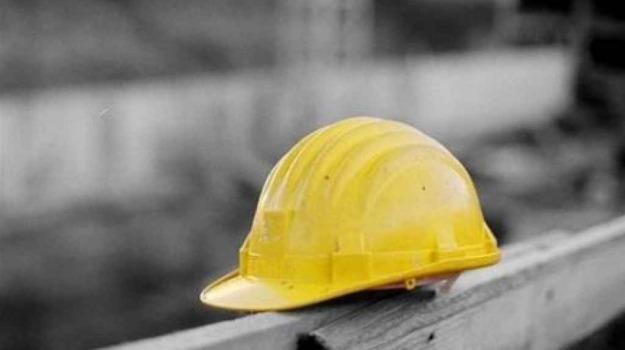 incidente lavoro, Siracusa, Cronaca