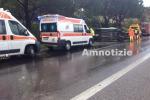 Incidente sulla Messina-Palermo, muore un autotrasportatore