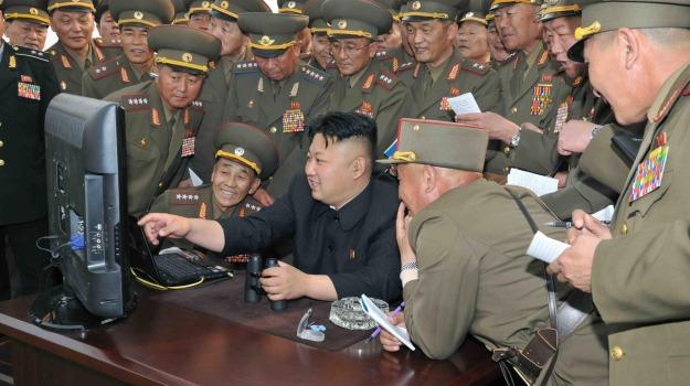 esercitazioni militari, MISSILI, Kim Jong-un, Sicilia, Mondo