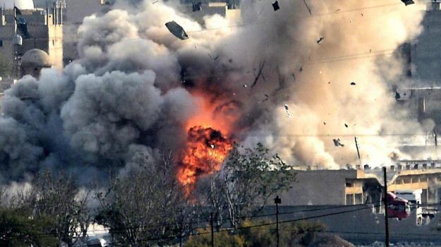 5 morti, AUTOBUS, bamba, Damasco, Siria, Sicilia, Mondo
