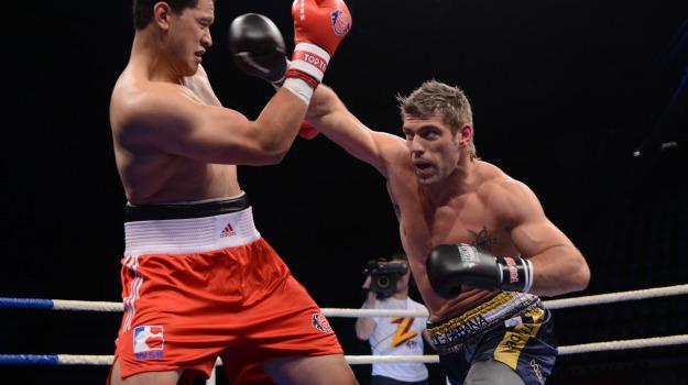 boxe, campionato del mondo, squadre, Palermo, Sport