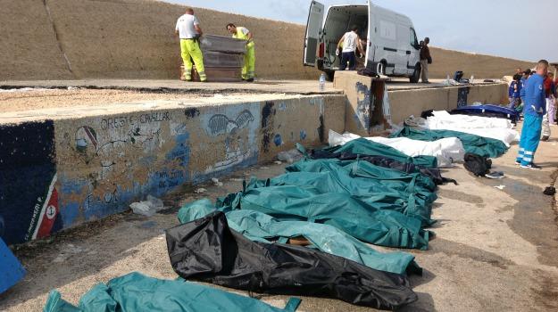 identificazione, immigrazione, Lampedusa, naufragio, Viminale, Agrigento, Cronaca
