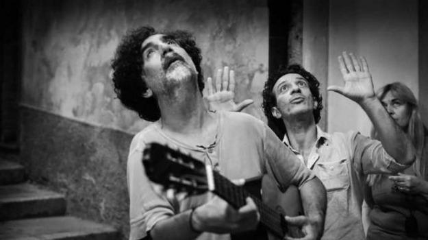 erice, eventi, festa, serenata, Ficarra e Picone, Lello Analfino, Sicilia, Archivio