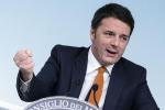 """Renzi: """"Visto cos'era il patto del Nazareno? Nessuna verifica di governo"""""""