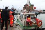 Scontro fra mercantili, ancora nessuna traccia dei marinai dispersi