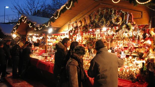 acquisti, coldiretti, doni, mercatini, natale, regali, Sicilia, Società
