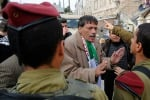 Cisgiordania, muore ministro palestinese durnate scontri con israeliani