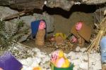 Presepi creativi inaugurano il Natale nel quartiere barocco di Ragusa Ibla