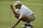 Obama deve giocare a golf, bloccate nozze da celebrare sul green