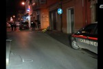 Sparatoria in pieno centro a Vittoria: ucciso un calabrese - Il video delle indagini