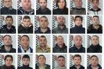 Droga a Messina e provincia, 28 arresti della polizia: nomi e foto