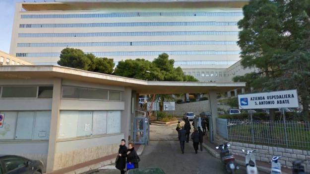 ospedale sant'antonio abate, Trapani, Cronaca