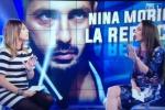 Tra Paola Perego e Nina Moric, violento litigio in diretta televisiva durante Domenica In